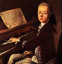 the musical prodigies joseph haydn and wolfgang amadeus mozart Wolfgang amadeus mozart, 31, though not feeling well, was hard at  like  mozart, beethoven was a musical prodigy, though his father was  six years later , beethoven, 22, made another trip to vienna, where joseph haydn,.